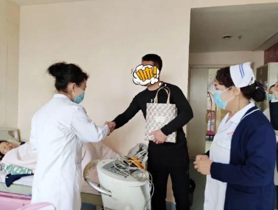浪漫女王节!青海海峡妇儿医院把