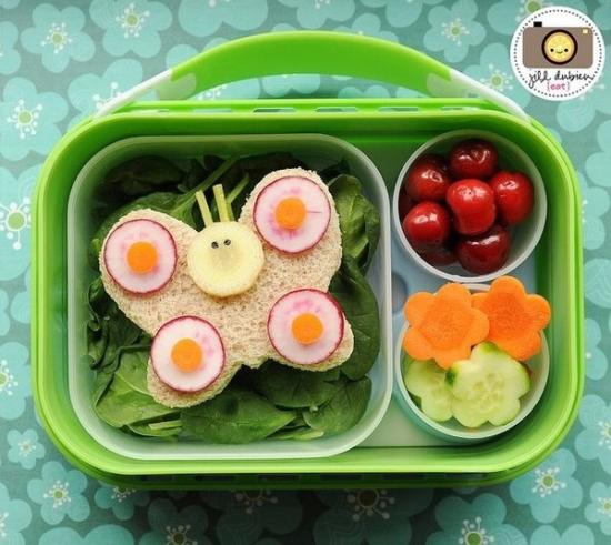 健康饮食——创意儿童餐图片