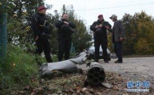 (国际)(1)乌克兰北部军火库爆炸未造成人员伤亡