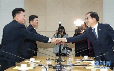 (国际)(1)韩朝商定继续开展山林事务合作