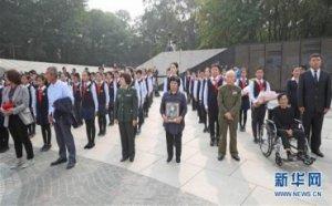 (图文互动)(1)让英雄回到亲人的怀抱――中国首次确认6位归国志愿军烈士遗骸身份