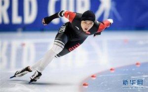 (体育)(7)速度滑冰――中国队征战世界杯波兰站