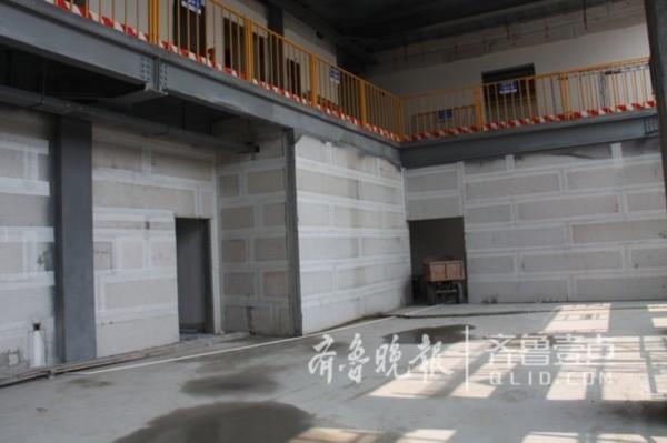 聊城小区惠民生:121个计划v小区老旧图纸开工超a1实事排板素材图片