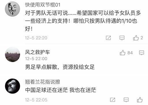 对中国足球有什么新年寄语?球迷评论亮了…
